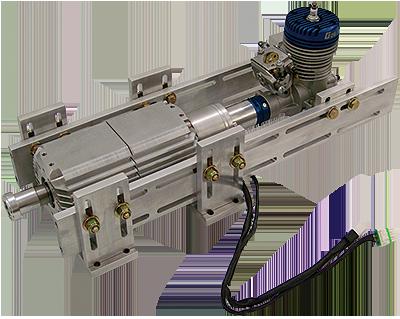 Efficient power generation for UAV and portable power | NWUAV